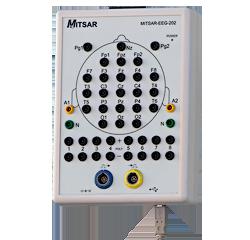 Мицар-ЭЭГ-202-3 Рекомендован для научных исследований в области ЭЭГ